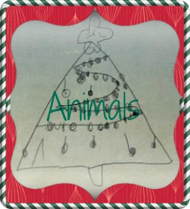 Advent Animals