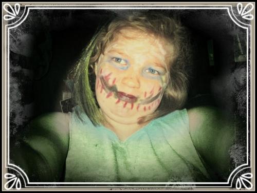 A happy Nightmare Fairy!